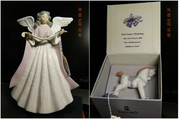 Lladro figures together